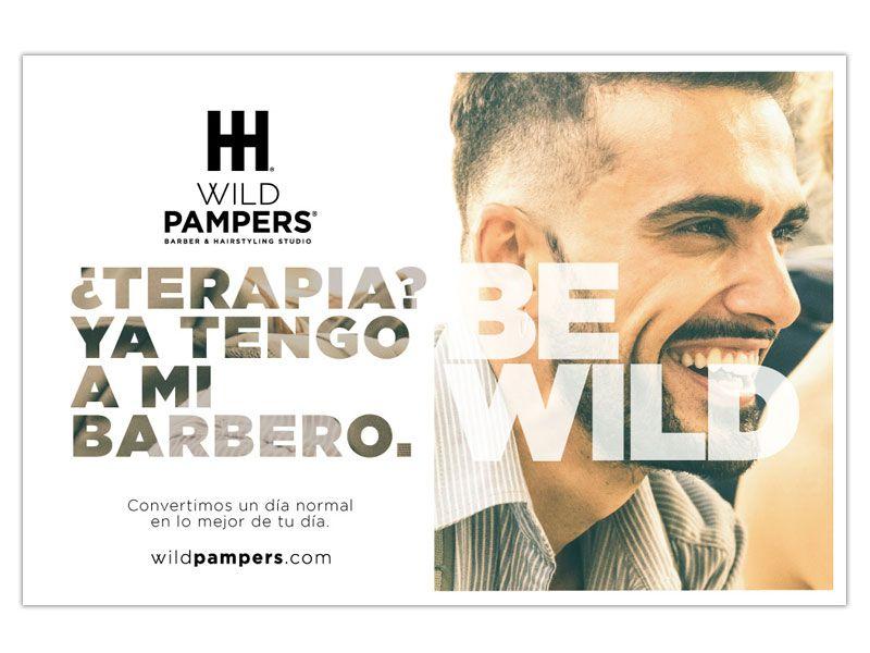 Wild Pampers Studio